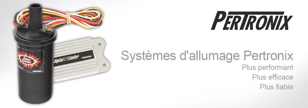 Systèmes d'allumage Pertronix